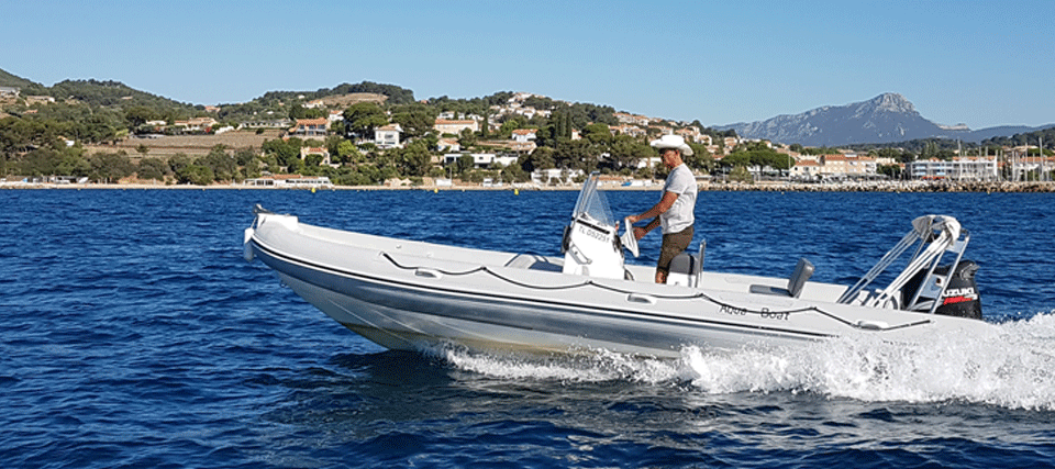 Aquaboat 650
